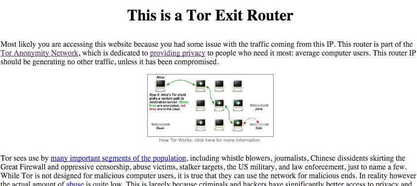 exit-node-info