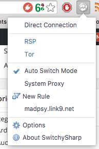select proxy